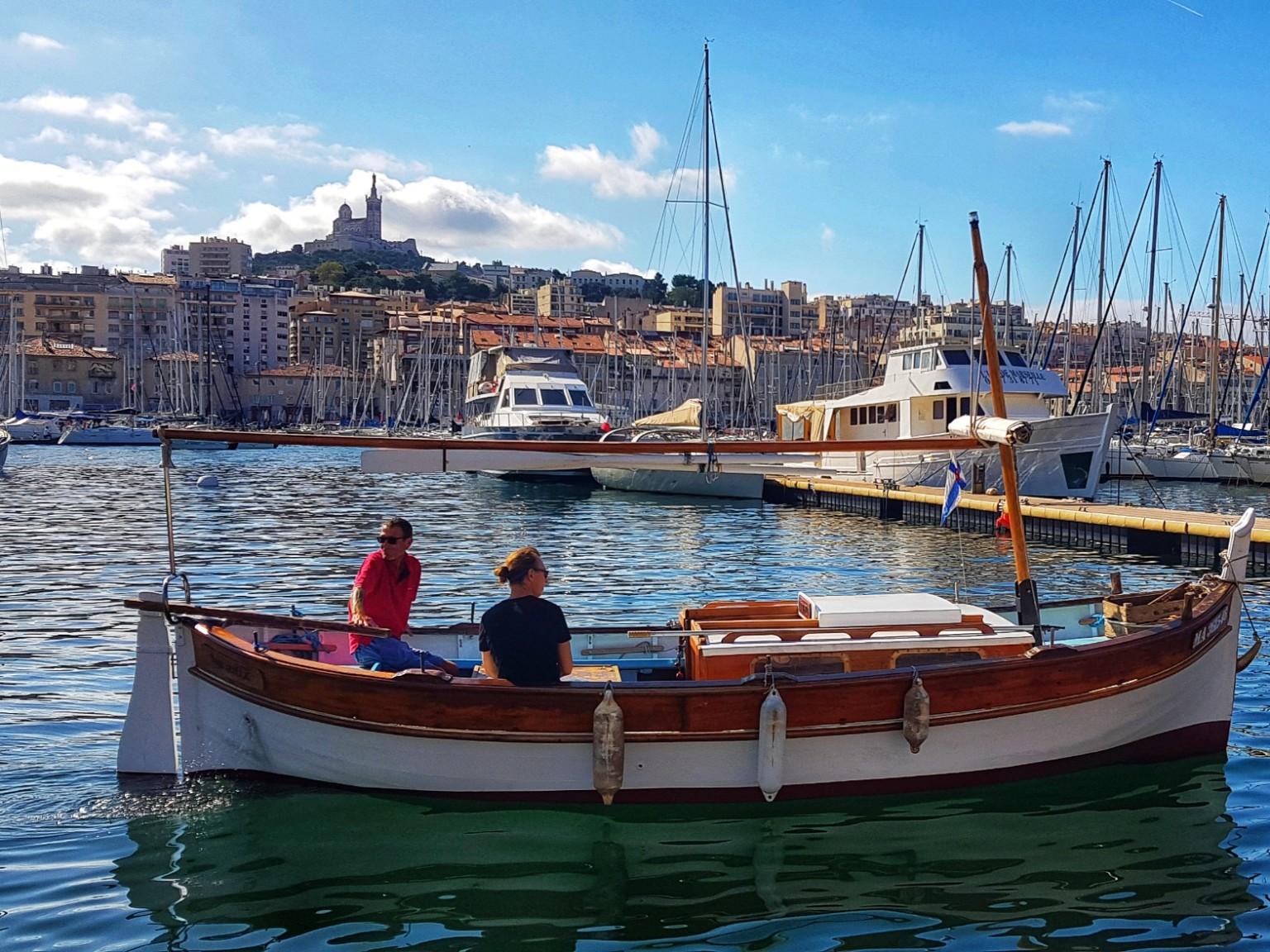 Marseille Hafen