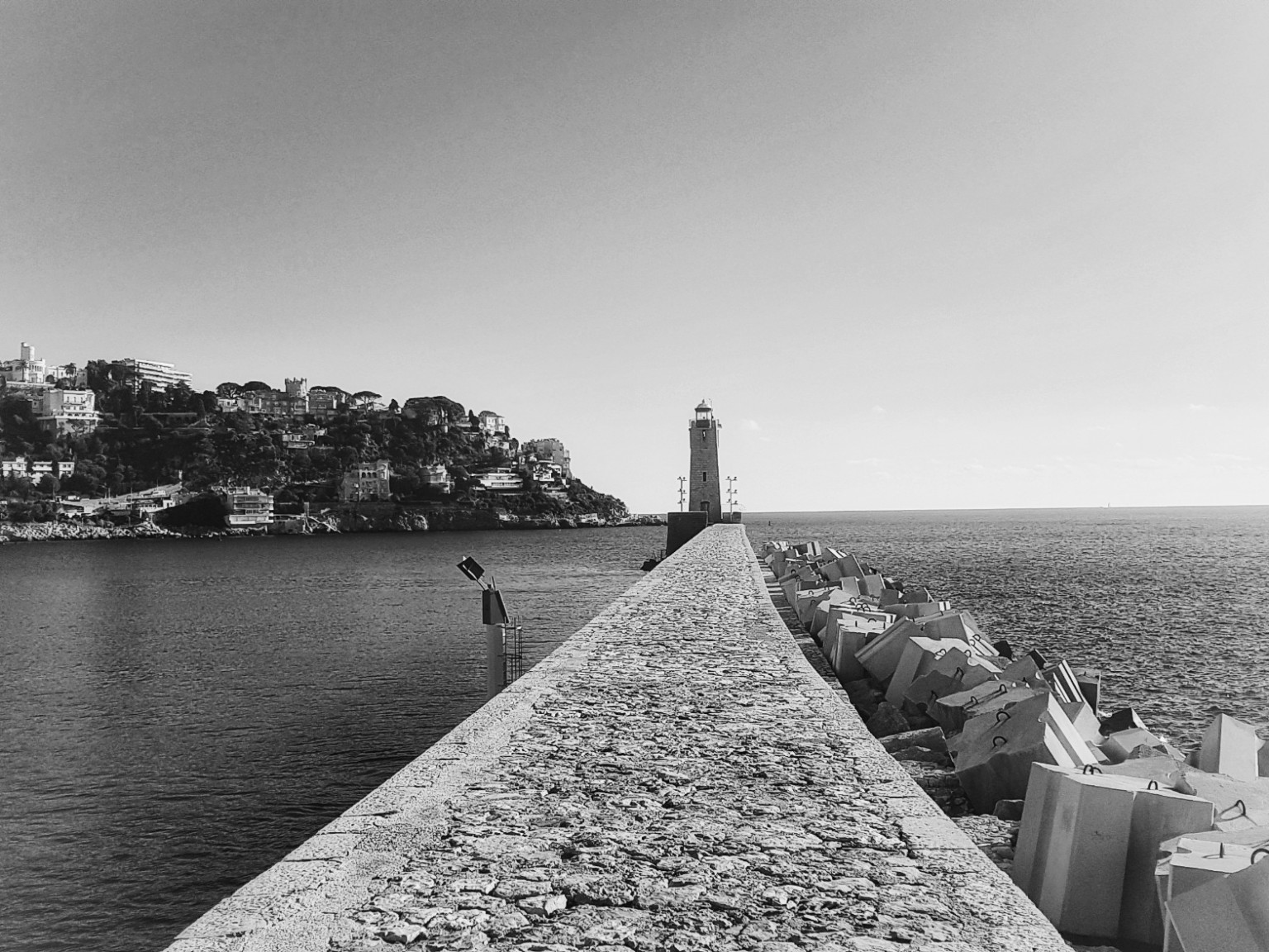 Leuchtturm Nizza