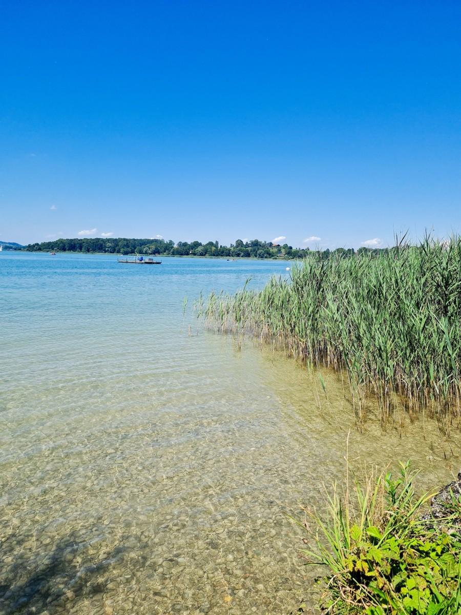 Fraueninsel Strand